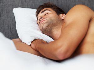 gesunder Schlaf - Quelle: (c) Yuri Arcurs /Fotolia.com