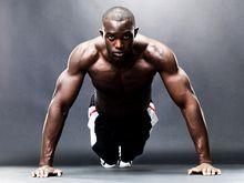 Fitnesstraining zuhause - Quelle: (c) Yuri Arcurs/Fotolia.com