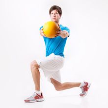 Medizinball Workout 2 - Quelle: (c) fin.de