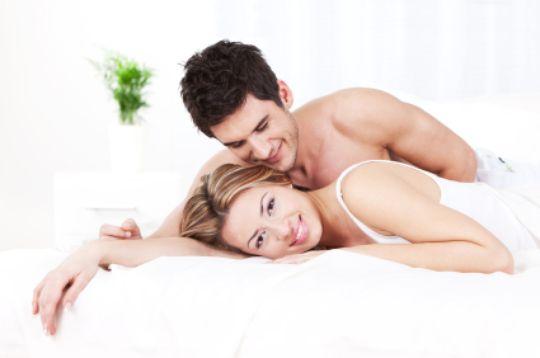 Leidenschaft im Bett - Quelle: (c) fotostorm/iStockphoto.com